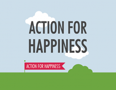Action for Happiness: Meaningful May Calendar